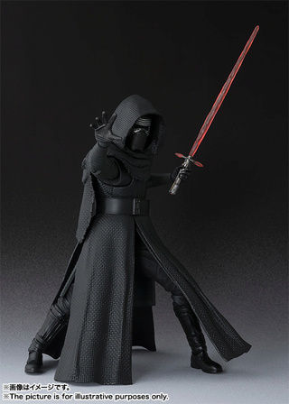STAR WARS - COLLECTION S.H.FIGUARTS - Tamashii Nations Item_018