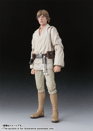 STAR WARS - COLLECTION S.H.FIGUARTS - Tamashii Nations Item_025