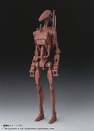 STAR WARS - COLLECTION S.H.FIGUARTS - Tamashii Nations Item_028