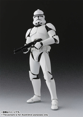 STAR WARS - COLLECTION S.H.FIGUARTS - Tamashii Nations Item_030