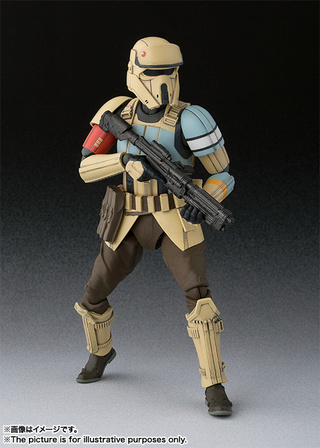 STAR WARS - COLLECTION S.H.FIGUARTS - Tamashii Nations Item_032