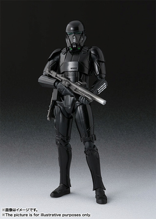 STAR WARS - COLLECTION S.H.FIGUARTS - Tamashii Nations Item_033