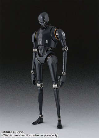 STAR WARS - COLLECTION S.H.FIGUARTS - Tamashii Nations Item_034