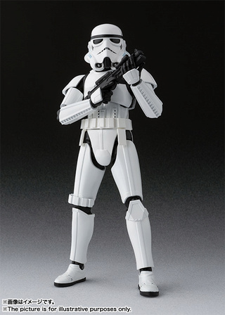 STAR WARS - COLLECTION S.H.FIGUARTS - Tamashii Nations Item_036