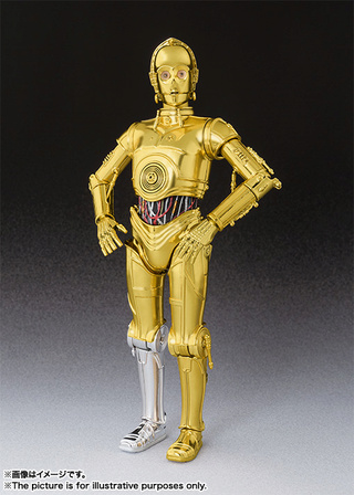 STAR WARS - COLLECTION S.H.FIGUARTS - Tamashii Nations Item_045