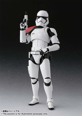 STAR WARS - COLLECTION S.H.FIGUARTS - Tamashii Nations Item_048