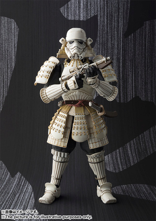 STAR WARS - COLLECTION MOVIE REALIZATION - Tamashii Nations Item_050