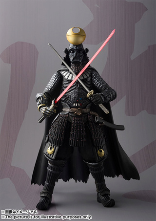 STAR WARS - COLLECTION MOVIE REALIZATION - Tamashii Nations Item_052