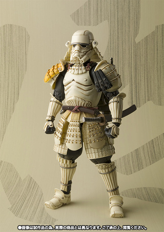 STAR WARS - COLLECTION MOVIE REALIZATION - Tamashii Nations Item_053