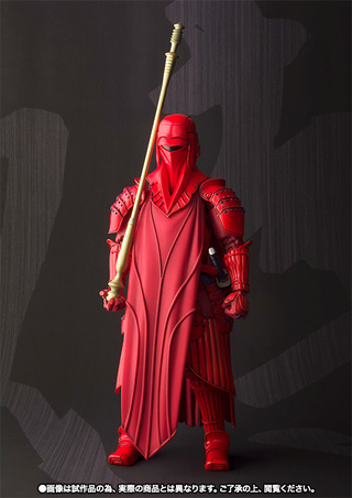 STAR WARS - COLLECTION MOVIE REALIZATION - Tamashii Nations Item_054