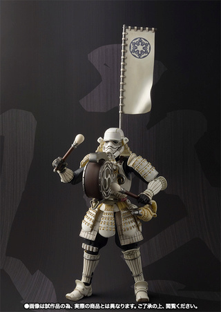STAR WARS - COLLECTION MOVIE REALIZATION - Tamashii Nations Item_055