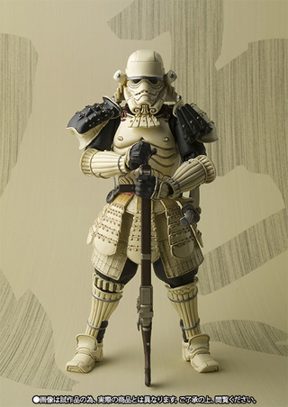 STAR WARS - COLLECTION MOVIE REALIZATION - Tamashii Nations Item_056