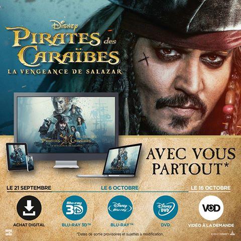 Pirates des Caraïbes : La Vengeance de Salazar [Disney - 2017] - Page 29 20108610