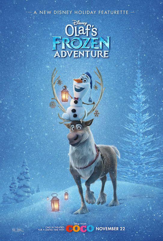 [Moyen-Métrage Walt Disney] Joyeuses Fêtes avec Olaf (2017) - Page 2 714da011