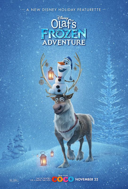 Joyeuses Fêtes avec Olaf [Cartoon Walt Disney - 2017] - Page 5 714da011
