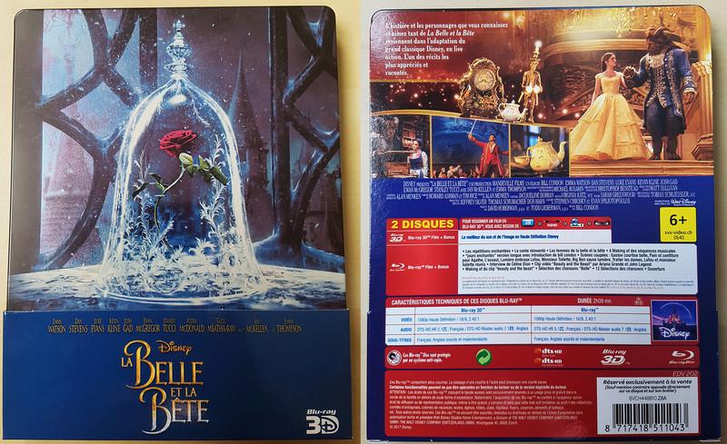 [BD 3D + BD + DVD] La Belle et la Bête (23 août 2017) - Page 7 Avec_t10