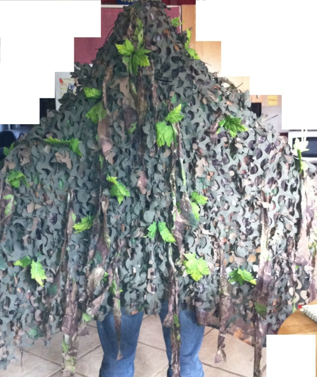 Ghillie, camouflage ,  Img_1112