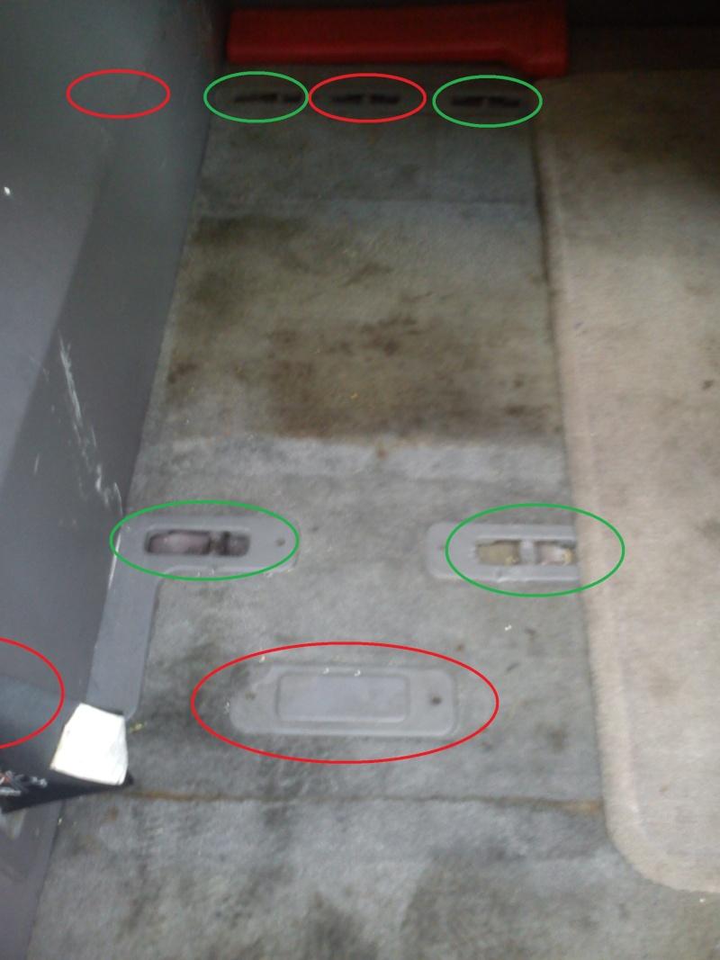 Transformer un s2 7 places en utilitaire 5 places double cabine Dsc00623