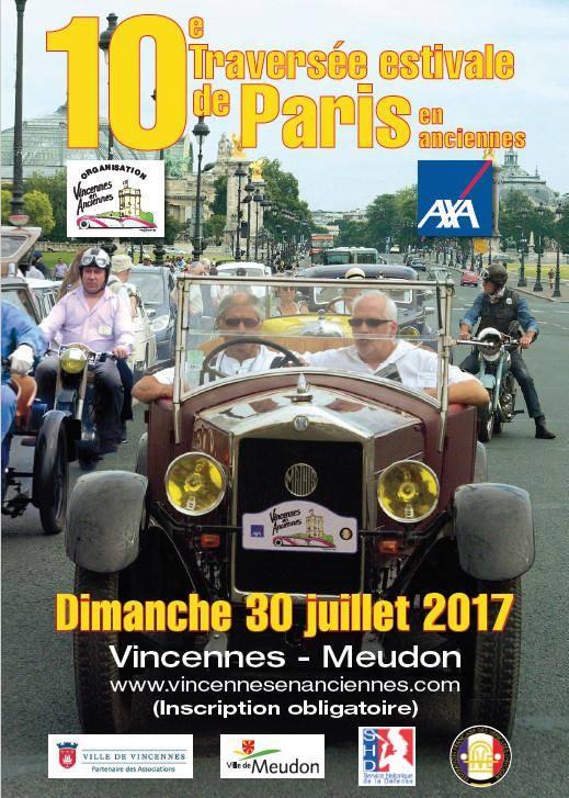 10 ème Traversée de Paris estivale 20245510