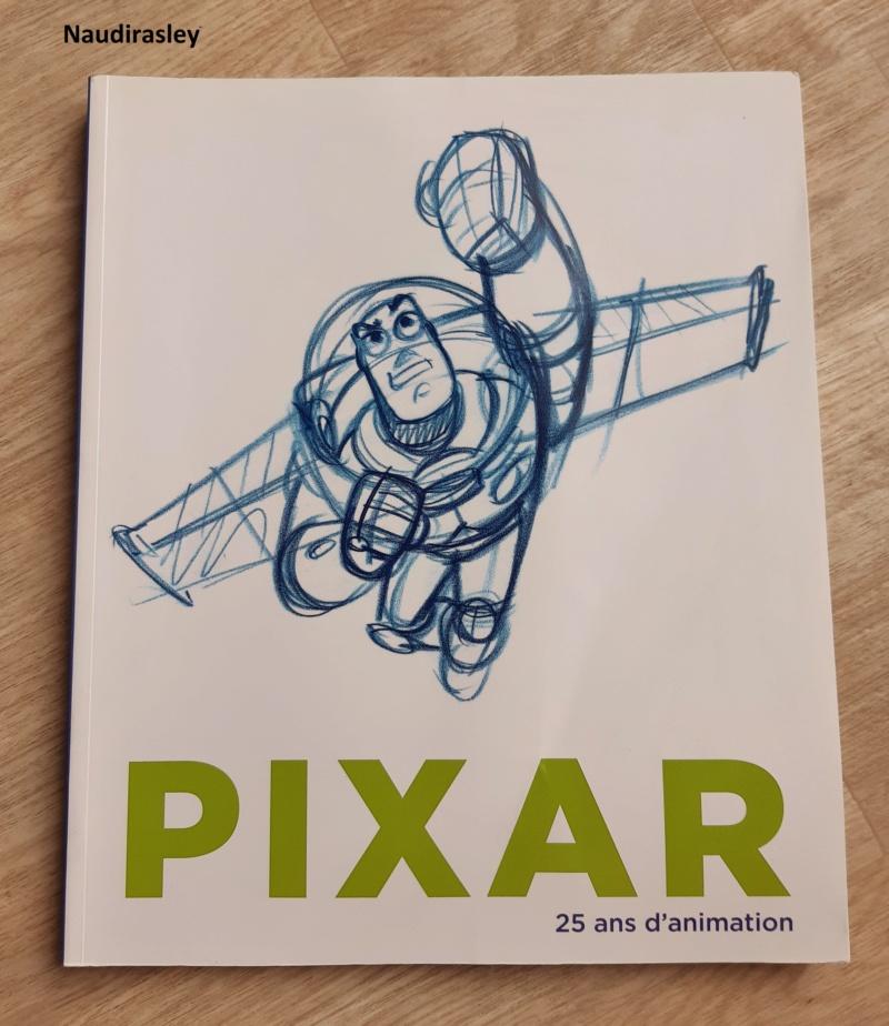 [Exposition] Pixar : 25 Ans d'Animation (Art Ludique - 2013) - Page 4 20190711