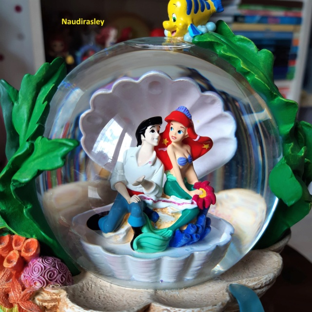 Les Snowglobes Disney 20210422