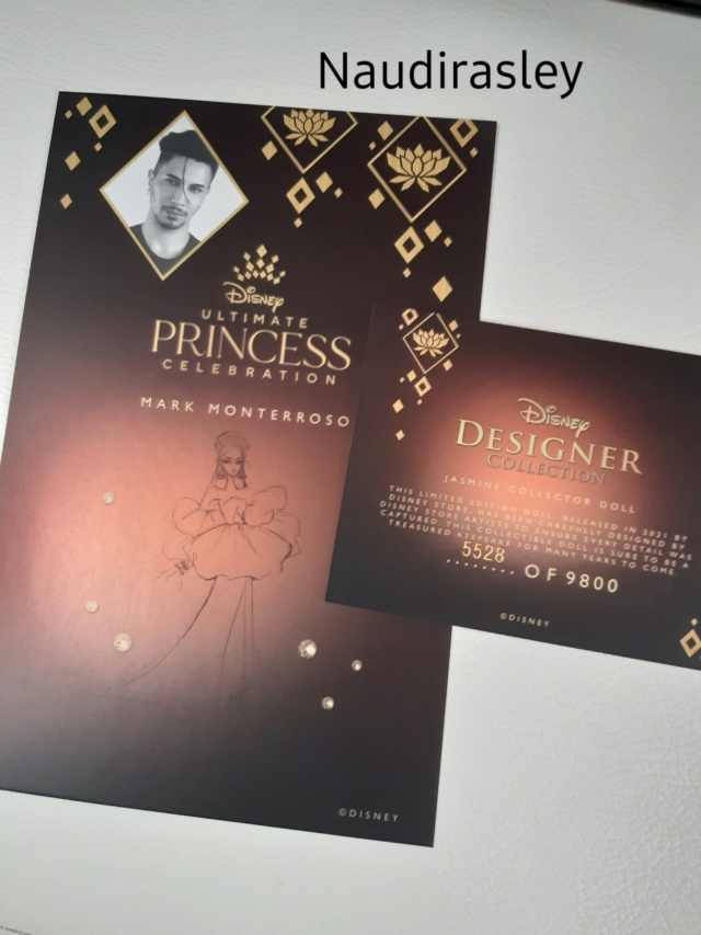 Disney Ultimate Glamorous Designer Collection (depuis 2021) - Page 4 20211025