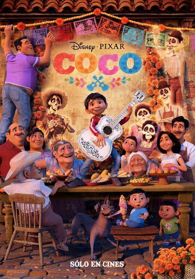 [Pixar] Coco (2017) - Sujet d'avant-sortie - Page 9 20708210