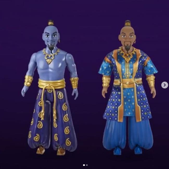 Aladdin (film live) - Page 2 210