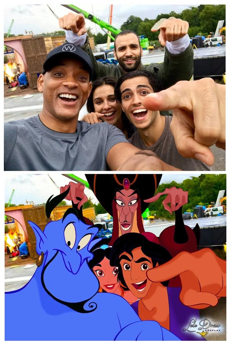 Aladdin [Disney - 2019] - Page 7 21316310