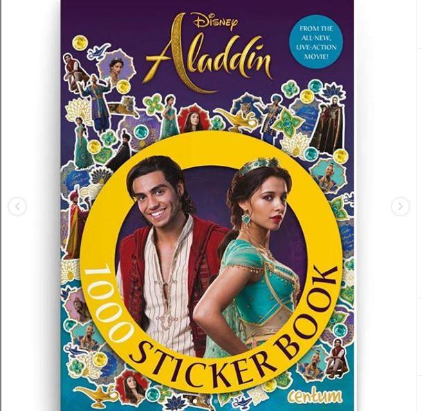 Aladdin (film live) - Page 2 216