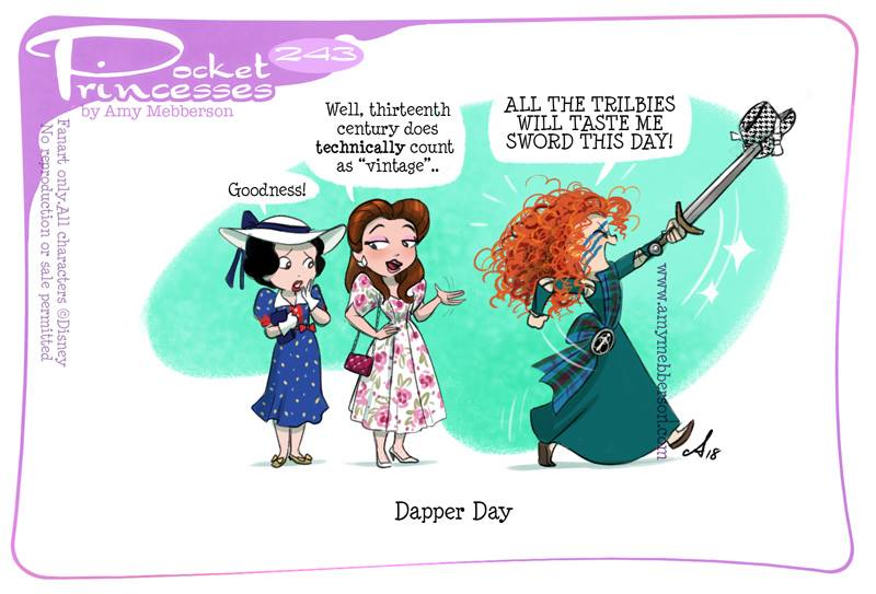 [Dessins humoristiques] Amy Mebberson - Pocket Princesses - Page 39 24310