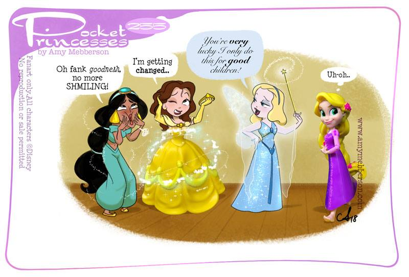 [Dessins humoristiques] Amy Mebberson - Pocket Princesses - Page 39 25510