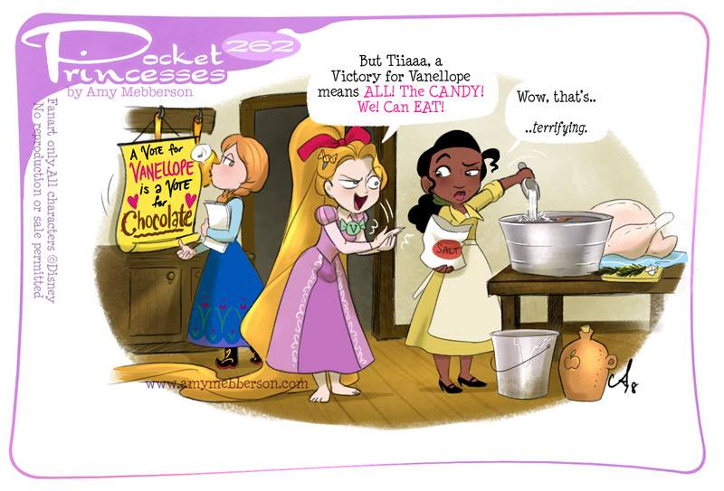 [Dessins humoristiques] Amy Mebberson - Pocket Princesses - Page 39 26210