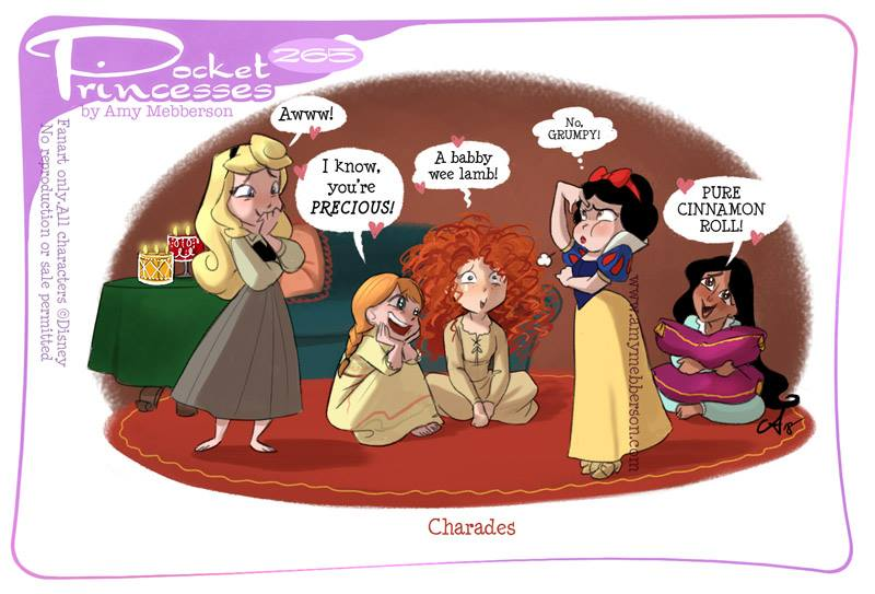[Dessins humoristiques] Amy Mebberson - Pocket Princesses - Page 39 26510