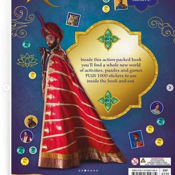 Aladdin (film live) - Page 2 316
