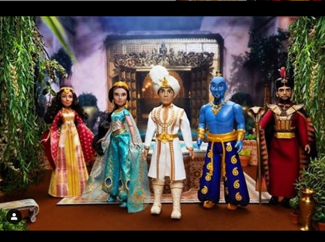 Aladdin (film live) - Page 2 410