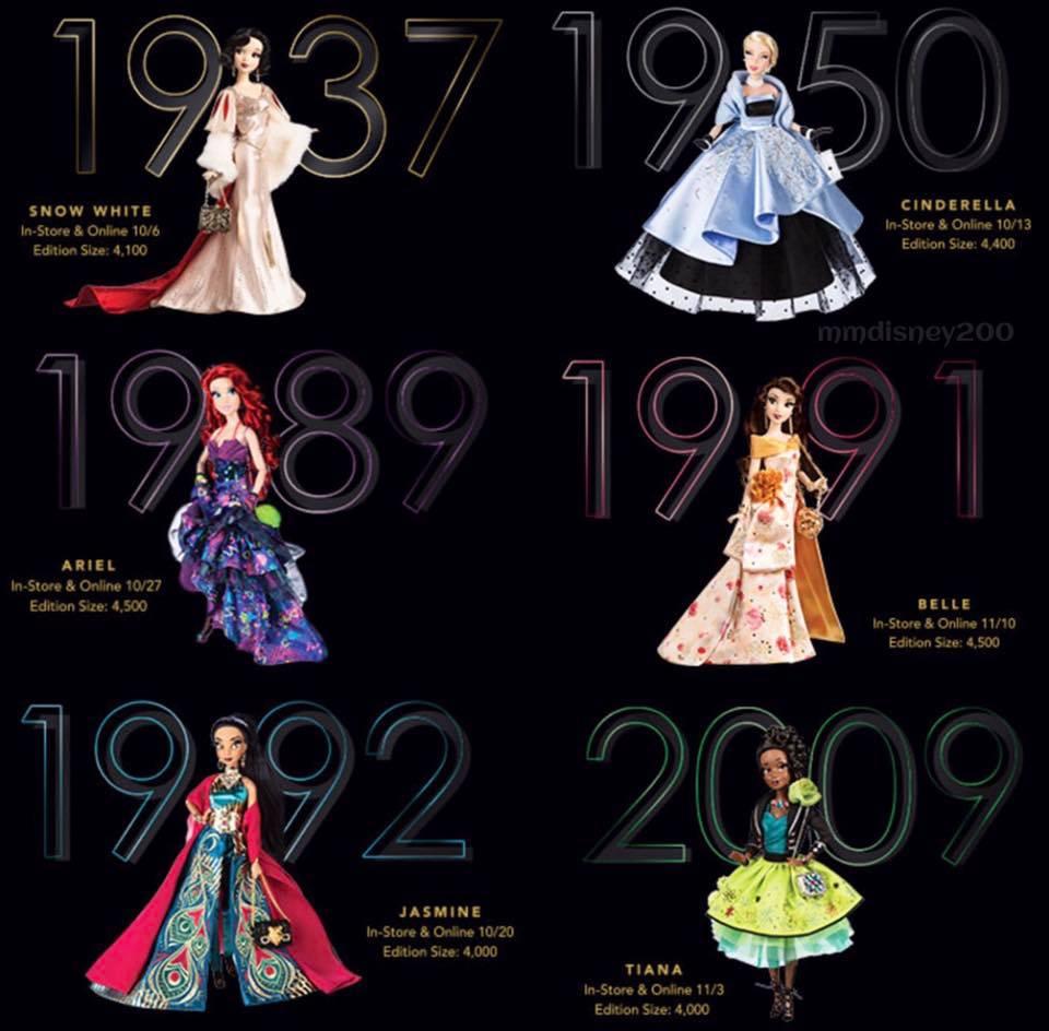 Disney Designer Collection - Premiere Series 41375410