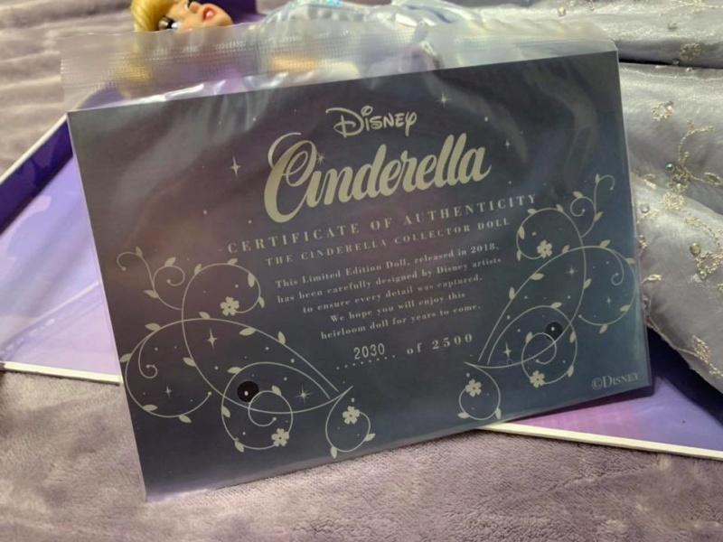 Disney Store Poupées Limited Edition 17'' (depuis 2009) - Page 37 46963310