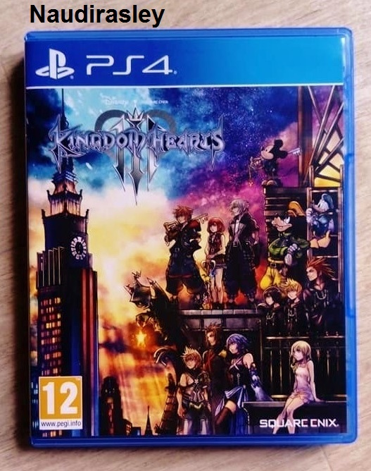 La saga Kingdom Hearts 51017110
