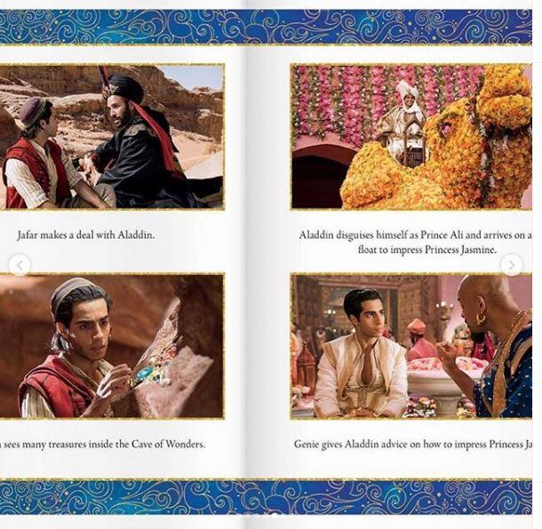 Aladdin (film live) - Page 2 513