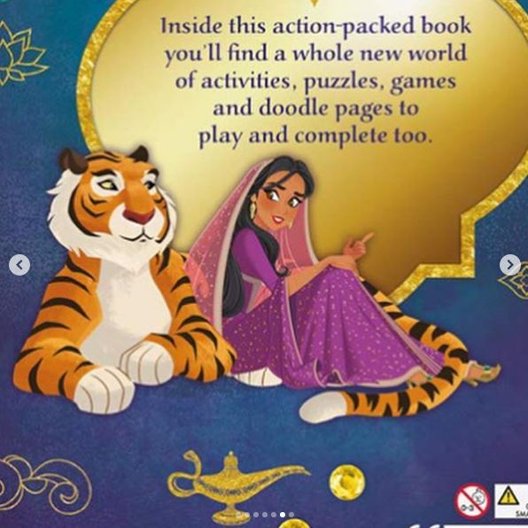 Aladdin (film live) - Page 2 611