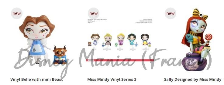 The World of Miss Mindy Presents Disney - Enesco (depuis 2017) - Page 2 62034410