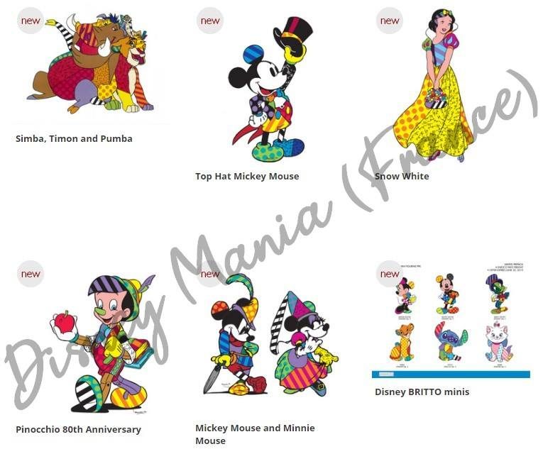 Disney by Britto - Enesco (depuis 2010) - Page 11 62309710