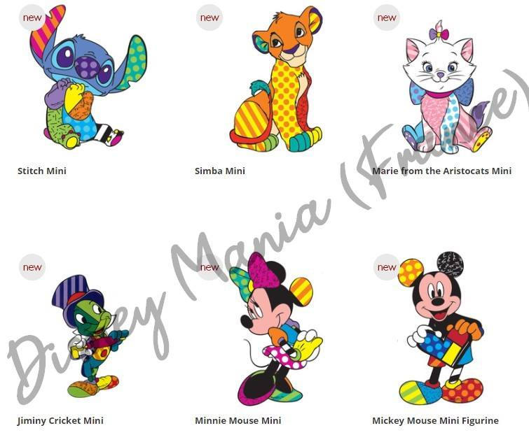 Disney by Britto - Enesco (depuis 2010) - Page 11 62454110