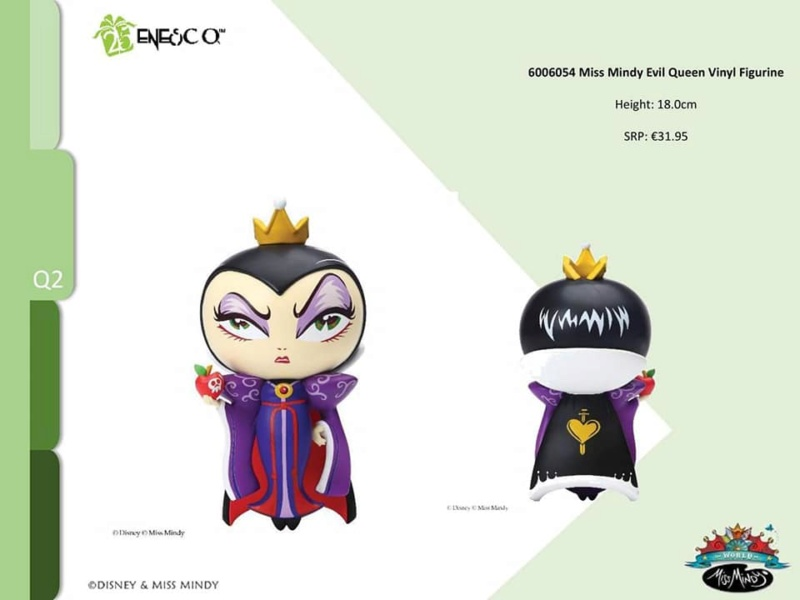 The World of Miss Mindy Presents Disney - Enesco (depuis 2017) - Page 2 67691210