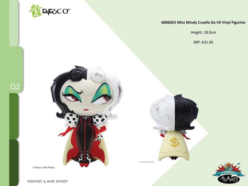The World of Miss Mindy Presents Disney - Enesco (depuis 2017) - Page 2 67748410