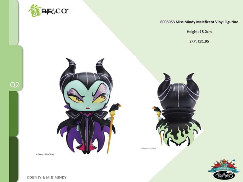 The World of Miss Mindy Presents Disney - Enesco (depuis 2017) - Page 2 68406810