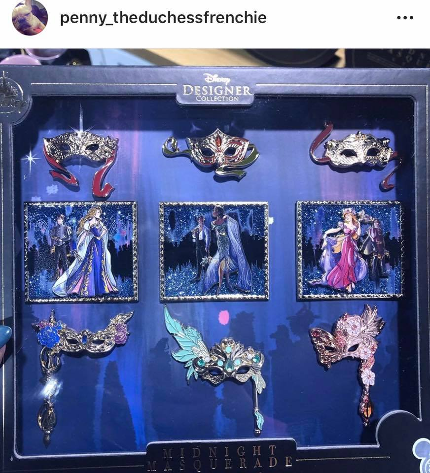 Disney Midnight Masquerade Designer Collection (depuis 2019) 68804910