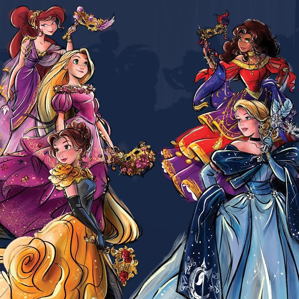 Disney Midnight Masquerade Designer Collection (depuis 2019) 70714910