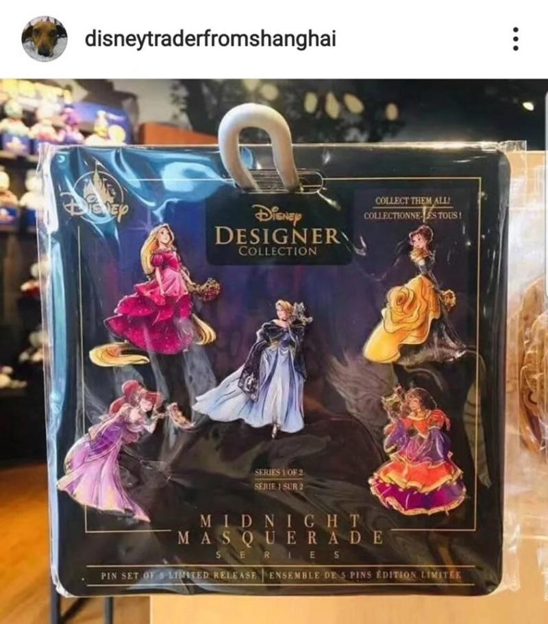 Disney Midnight Masquerade Designer Collection (depuis 2019) 71218110